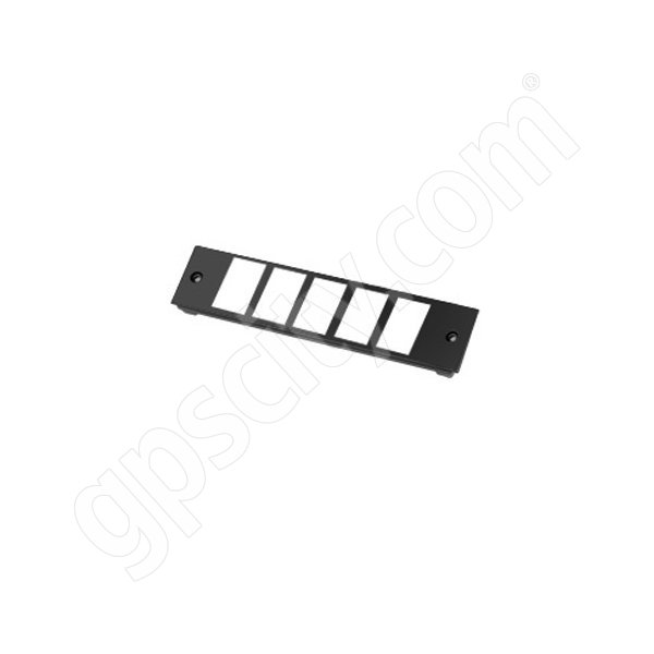 RAM Mount S05 RAM Five Switch Faceplate for Console RAM-FP2-S5-0830-1450