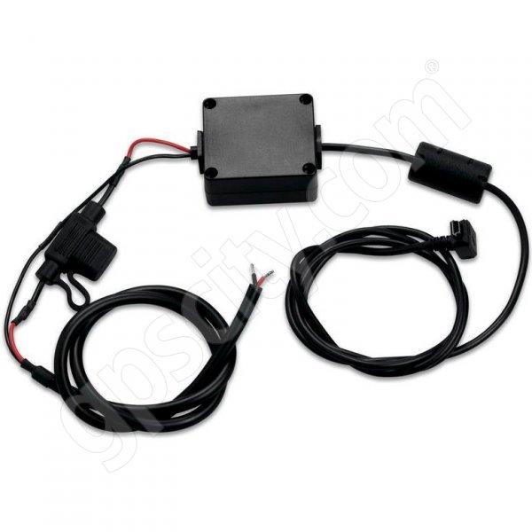 garmin bare wire power cable for nuvi series and zumo 220. Black Bedroom Furniture Sets. Home Design Ideas