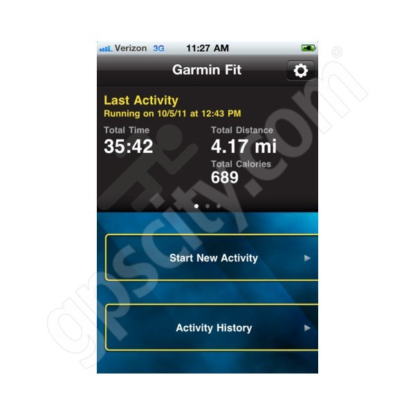 Garmin ANT Adapter for iPhone with Heart Rate Monitor Bundle Additional Photo #1