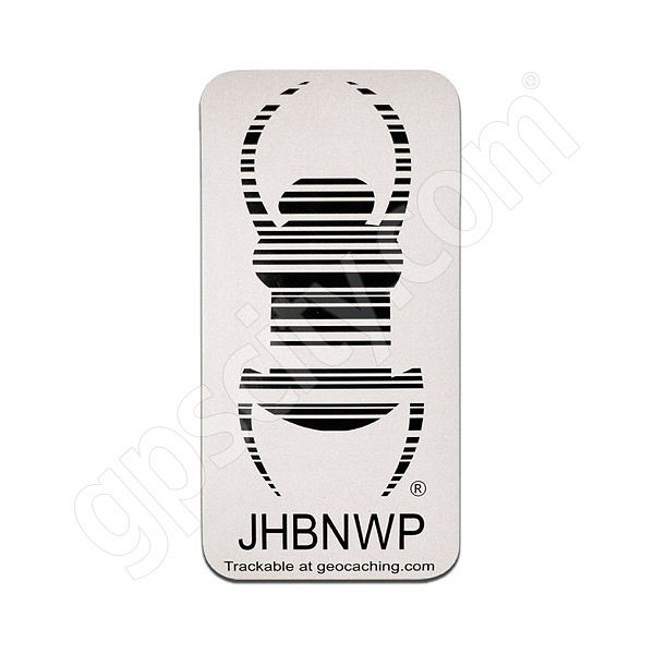 Geocaching Vehicle Magnet Travel Bug