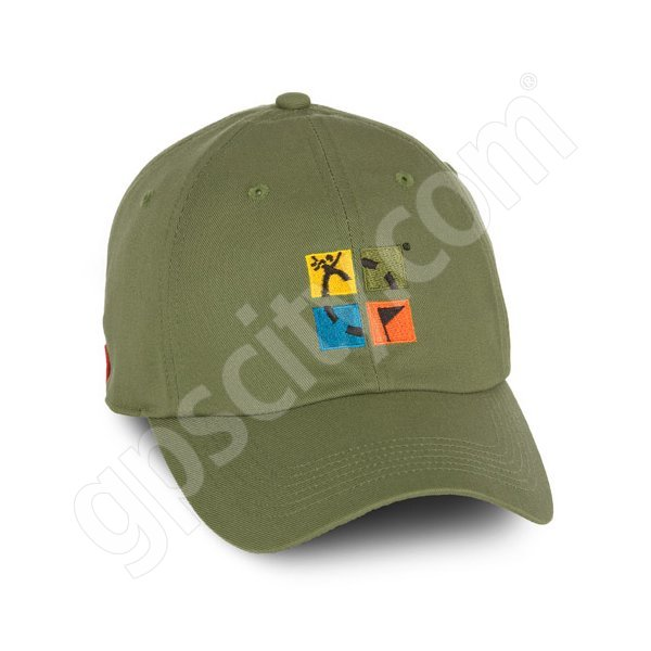 Geocaching Two Tone Twill Logo Cap