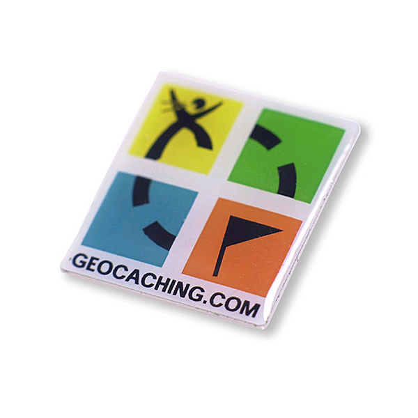 Geocaching Geo Pin