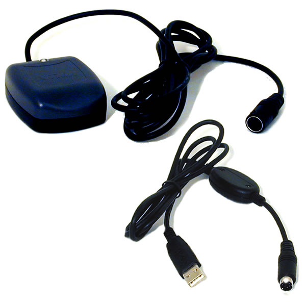 Holux GM-210 USB GPS with PS2