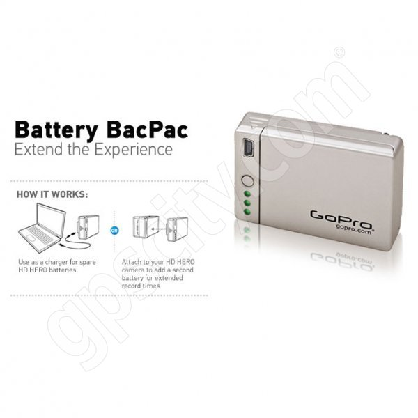 GoPro HD HERO Battery Backpac Additional Photo #1