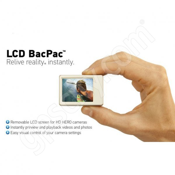 GoPro HD HERO LCD Backpac Additional Photo #1