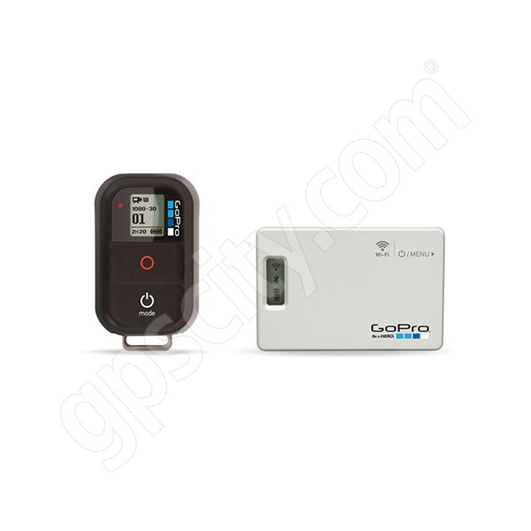 GoPro Wi-Fi BacPac and Wi-Fi Remote Combo Kit Additional Photo #5