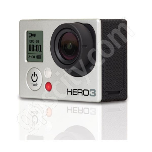 GoPro HD HERO3 Silver Edition Additional Photo #1