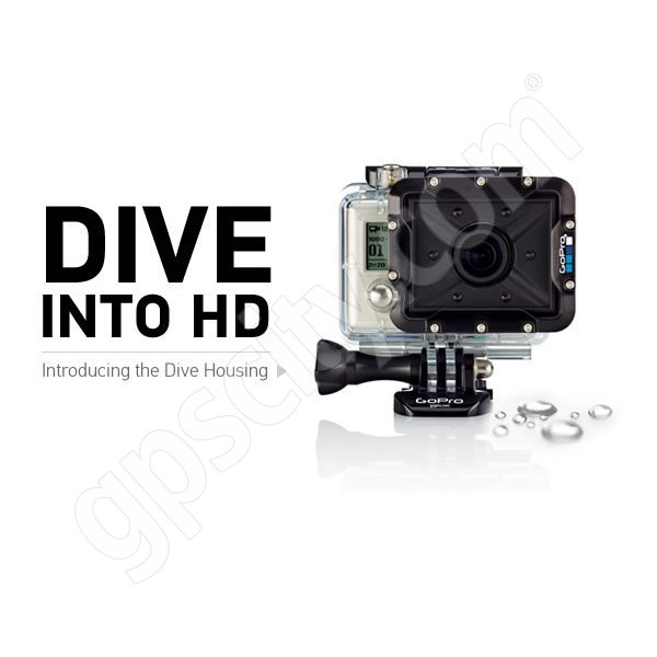 GoPro HERO HD Dive Housing Additional Photo #1