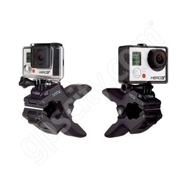 gopro jaws flex clamp how to use