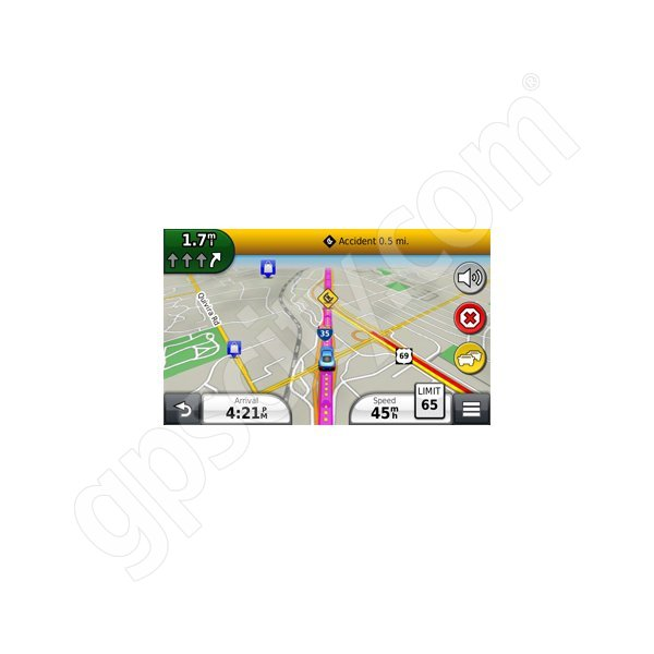 Garmin GTM 60 Digital 3D Portable Lifetime Traffic Receiver Additional Photo #1