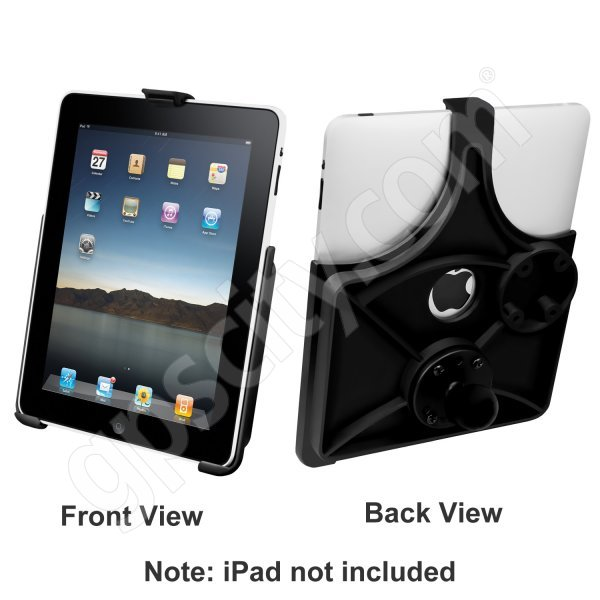 RAM Mount Apple iPad Cradle RAM-HOL-AP8U Additional Photo #2
