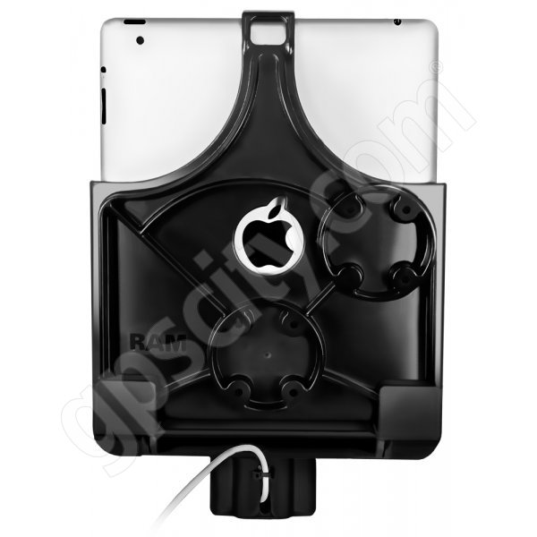 RAM Mount Apple iPad 2 Dock Cradle RAM-HOL-AP8D2U Additional Photo #1