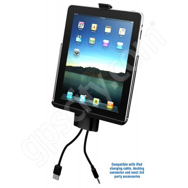 RAM Mount Apple iPad 2 Dock Cradle RAM-HOL-AP8D2U Additional Photo #2