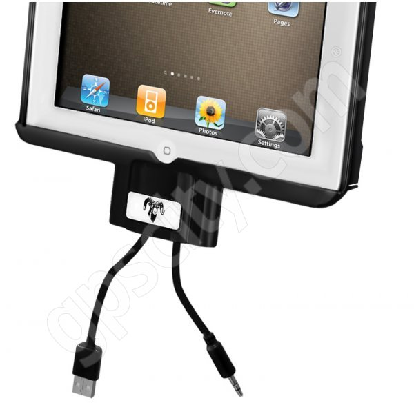RAM Mount Apple iPad Dock-N-Lock Cradle RAM-HOL-AP8DLU Additional Photo #2