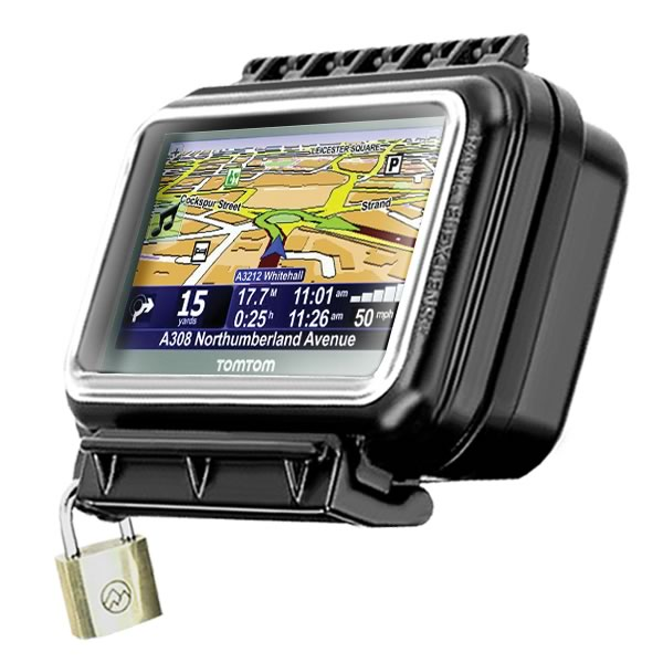RAM Mount Aqua Box GPS Cradle Wide Plus RAM-HOL-AQ6G Additional Photo #1