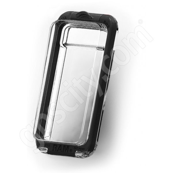 RAM Mount Small Aqua Box Pro 10 iPhone Mobile Phone Cradle RAM-HOL-AQ7-1U Additional Photo #1