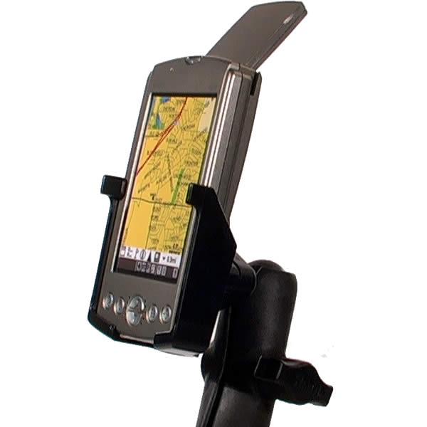 RAM Mount Garmin iQue 3600 Series Vehicle Floor Mount Additional Photo #1
