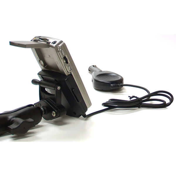 RAM Mount Garmin Cradle Clip Flip Yoke Mount RAM-B-125-GA11U Additional Photo #2