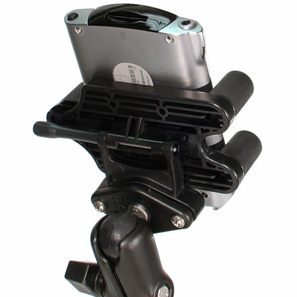 RAM Mount Plastic Garmin Cradle Attachment Suction Cup Mount Additional Photo #4