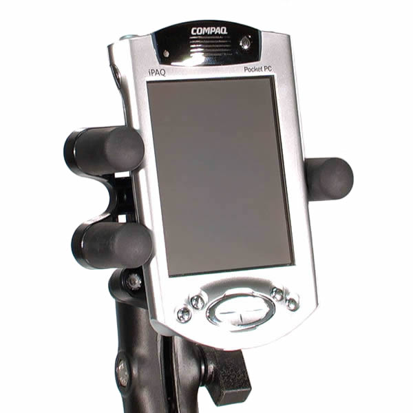 RAM Mount Bike Rail Mount with Garmin Cradle Connector Additional Photo #3