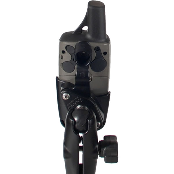 RAM Mount Garmin GPSMAP 60 Series on Motorcycle Brake Mount Additional Photo #4