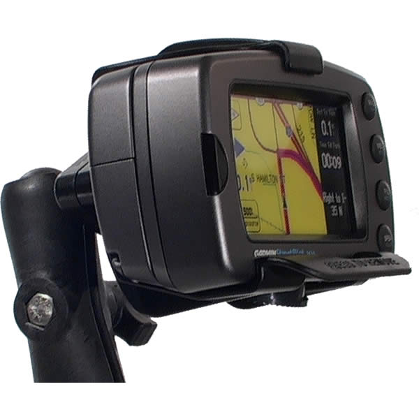 RAM Mount Garmin StreetPilot 2000 Flip Yoke Mount RAM-B-125-GA9U Additional Photo #1