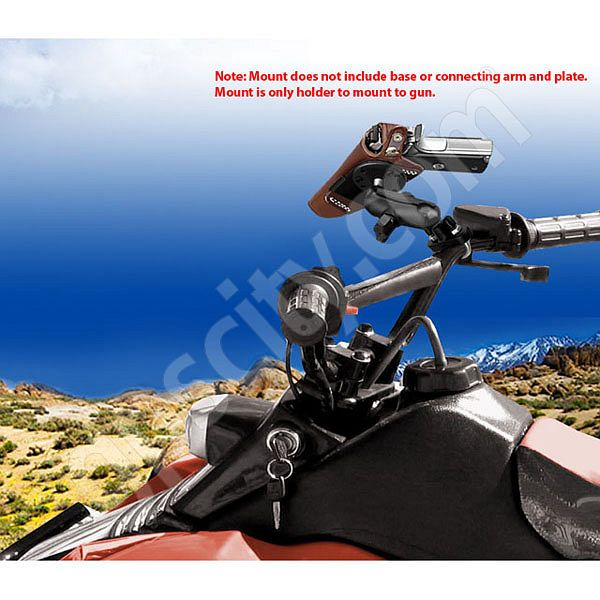 RAM Mount Steel Gun Clip Cradle Holder Additional Photo #1