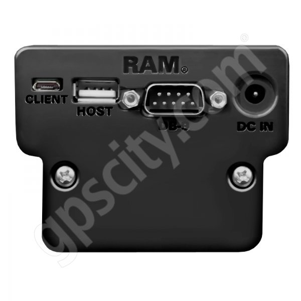 RAM Mount Powered Intermec CS40 Cradle RAM-HOL-IN20PU Additional Photo #1