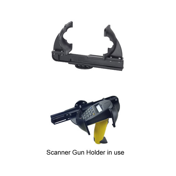 RAM Mount Quick Draw Scanner Gun Holder