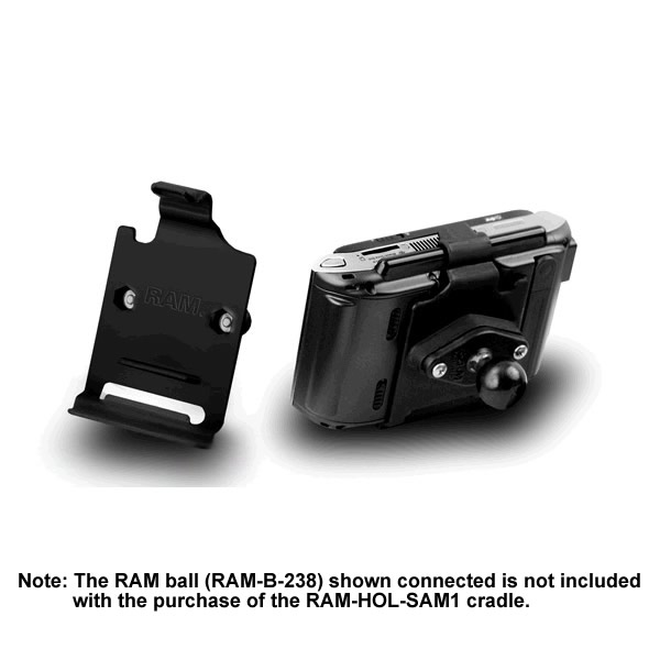 RAM Mount Sony Vaio Micro PC UX Cradle