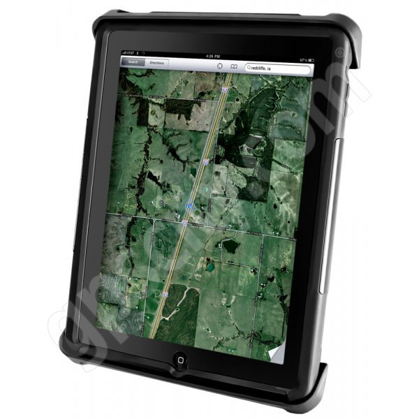 RAM Mount Universal Tablet Mount Large Tab-Tite Cradle RAM-HOL-TAB-LGU Additional Photo #3