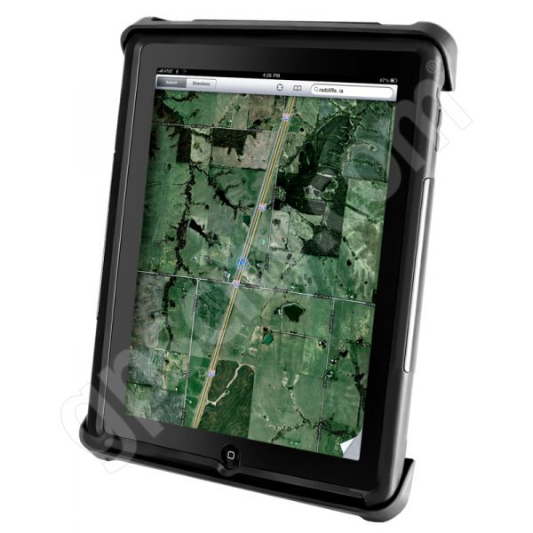 RAM Mount Universal Tablet Mount Tab-Tite Cradle iPad RAM-HOL-TAB3U Additional Photo #1