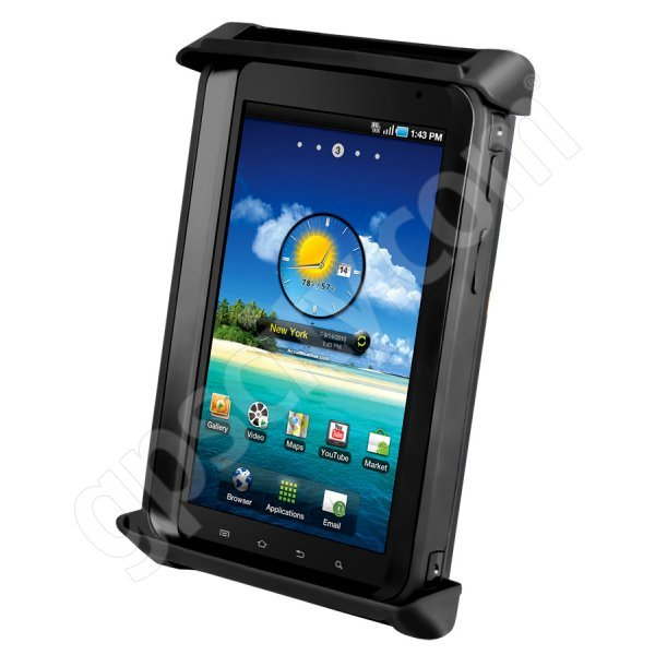 RAM Mount Universal Tablet Mount Tab-Tite 4 Cradle Rugged Case RAM-HOL-TAB4U Additional Photo #1