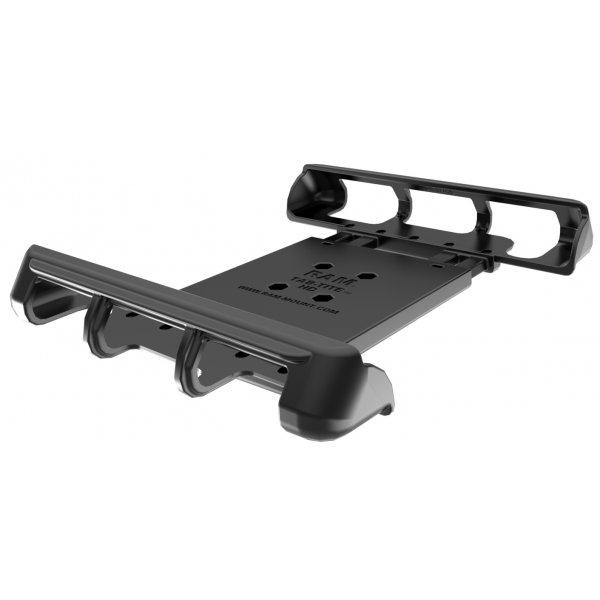 ram mount universal 10 inch tablet mount tabtite cradle ramholtab8u u2039 u203a - Tablet Mount