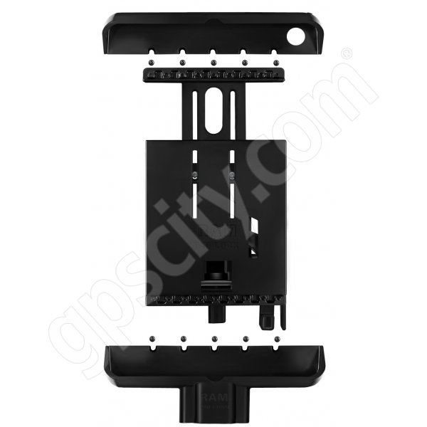 RAM Mount Apple iPad Tab-Lock Uni-Conn Cradle RAM-HOL-TABDL7U Additional Photo #1