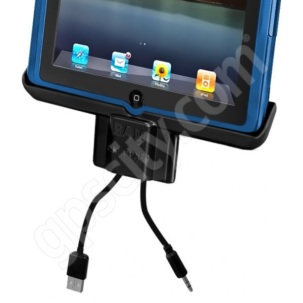 RAM Mount Apple iPad Tab-Lock Uni-Conn Cradle RAM-HOL-TABDL7U Additional Photo #3
