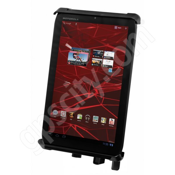 RAM Mount Universal Tablet Mount Small Locking Tab-Lock Cradle