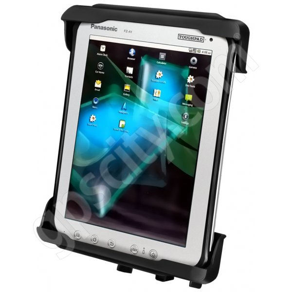 RAM Mount Tab-Lock Locking Cradle for Panasonic Toughpad FZ-A1 RAM-HOL-TABL10U
