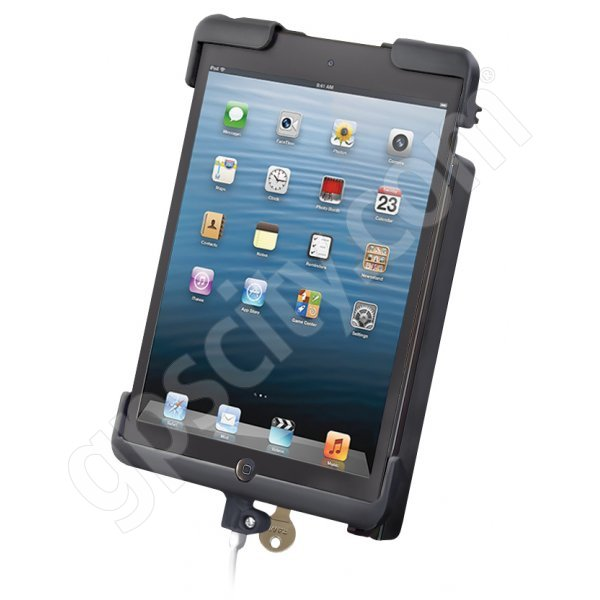 RAM Mount Apple iPad mini Tab-Lock Dock-N-Lock Tablet Cradle RAM-HOL-TABL11U