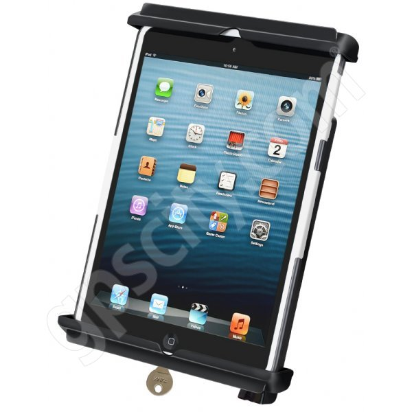 RAM Mount Apple iPad mini Tab-Lock Tablet Cradle RAM-HOL-TABL12U
