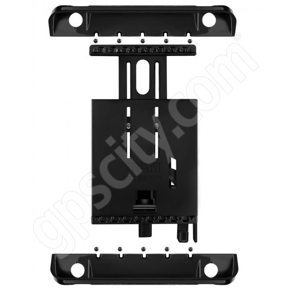 RAM Mount Universal Tablet Mount Locking Tab-Tite Cradle iPad RAM-HOL-TABL3U Additional Photo #1