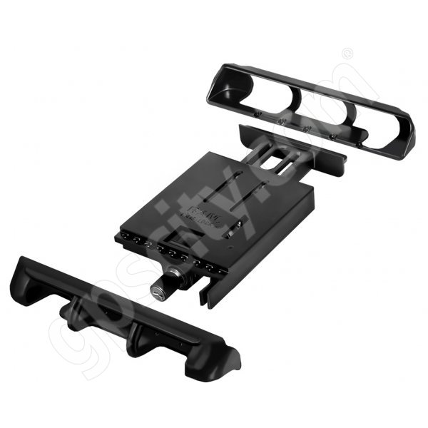 RAM Mount Universal Tab-Lock 10 inch Tablet Locking Cradle RAM-HOL-TABL8U Additional Photo #2