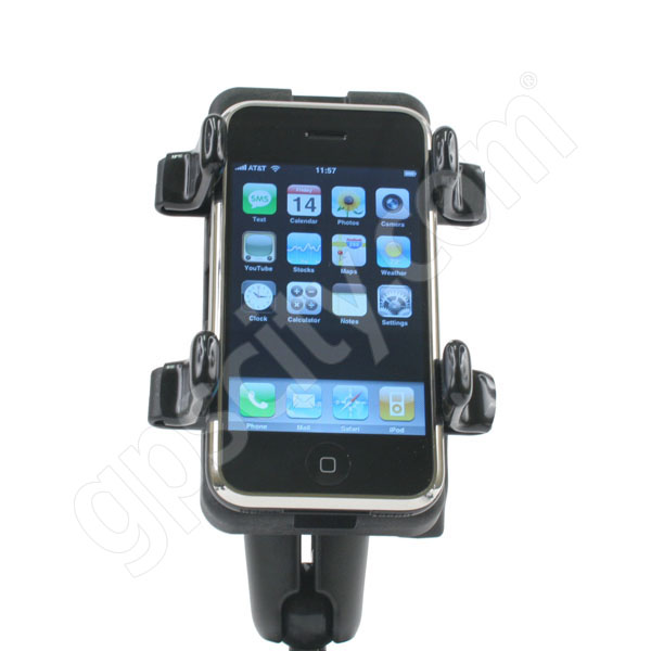 RAM Mount Plastic Universal Finger Grip Clamping Cradle Additional Photo #2