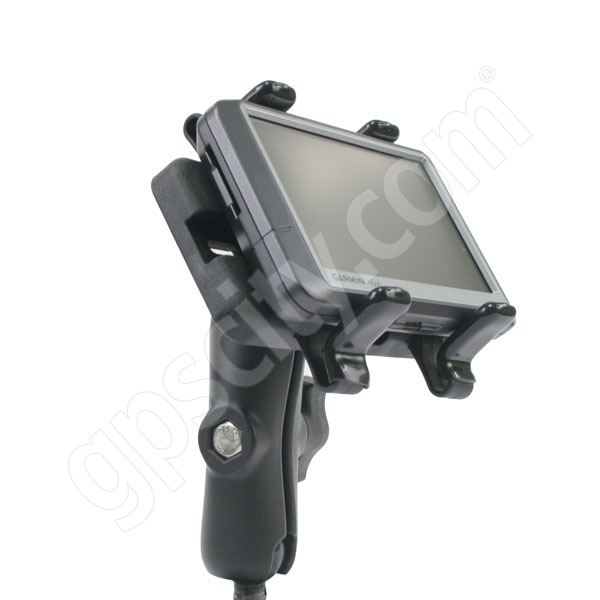 RAM Mount Universal Finger Grip Cradle on Flex Suction Mount Additional Photo #7