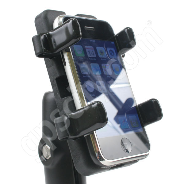 RAM Mount Universal Finger Grip Cradle Plastic Swivel Mount RAP-B-138-UN4 Additional Photo #8