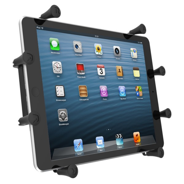 RAM Mount Universal X-Grip III iPad Tablet Cradle RAM-HOL-UN9U Additional Photo #3