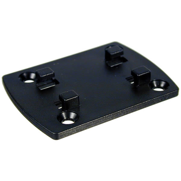 RAM Mount Connection Plate for Side Clamp Cradles