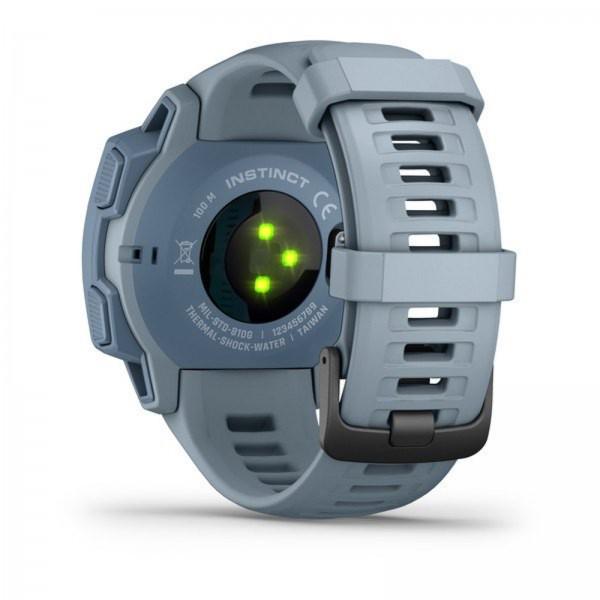 Garmin Gps Watch >> Instinct Rugged Reliable Outdoor Gps Watch Seafoam
