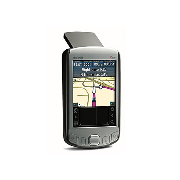 Garmin iQue 3000 Color PDA GPS
