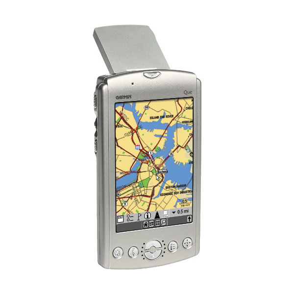 Garmin iQue 3600 Color PDA GPS